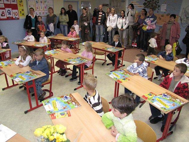 Zahájení školního roku na ZŠ Žákovská v Havířově