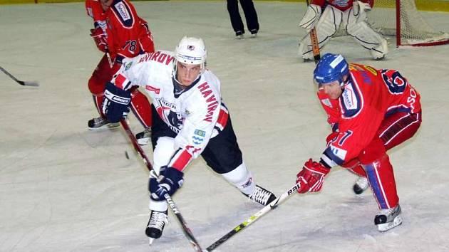 Panteři porazili Sarezu Ostrava i v prvním zápase v Havířově