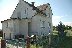 V tomto domě v Petrovicích ukryl vrah Marek Pliska svou obět