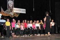 Slavnostní koncert k jubileu školy.