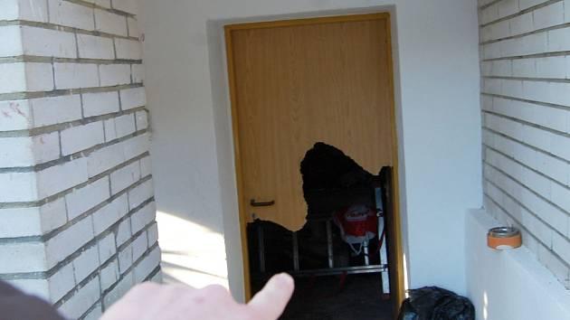Vykopnuté dveře. Takto dopadli mnozí zahrádkáři  v kolonii U Antoníčka.
