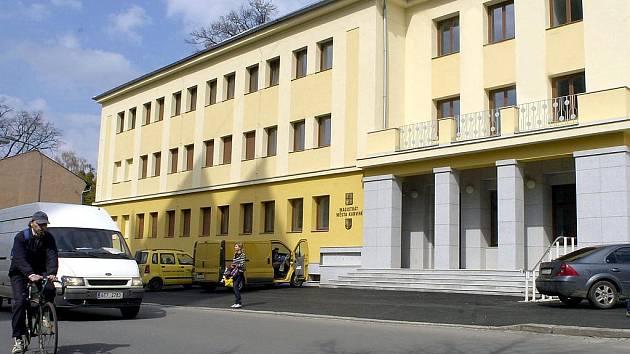 Nová magistrátní budova v Karviné