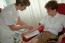 Krevní centrum, kde mohou lidé darovat svou krev, funguje také v Havířově.
