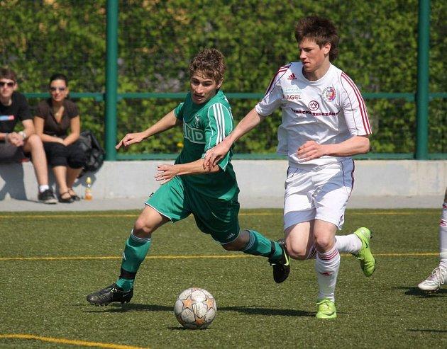Mládežníci odehráli další utkání ve svých soutěžích.