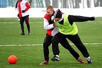 Orlovští fotbalisté pokračují v přípravě.