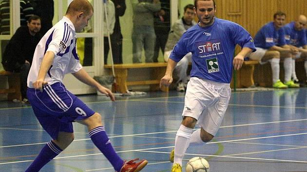 Futsalisté Stonavy si zahrají zápasy vrcholné evropské úrovně.