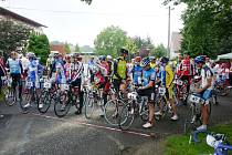Tour de Javorový prověřil v neděli účastníky seriálu Slezského poháru amatérských cyklistů. Na startu se jich sešlo 109 a pro vítězství si po roce znovu dojel Grzegorz Szczechla z Polska.