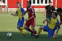 Stonavští fotbalisté hráli na jaře s Šenovem 1:1. Ani tentokrát svého neoblíbeného soka nezdolali.