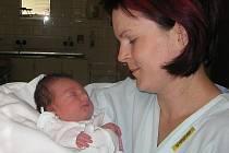 Terezka Pohludková je první miminko paní Aleny Klotzkové z Bohumína. Miminko přišlo na svět 23. července a po narození vážilo 2440 g a měřilo 44 cm.