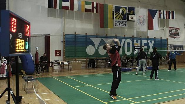 15. ročník Yonex Junior Badminton International cup Orlová 2010