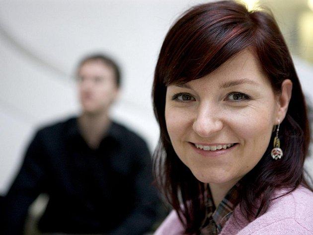 Jana Švardalová uspěla s projektem tréninkové kavárny pro hendikepované.