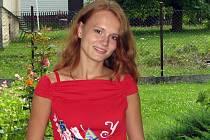 Osmnáctiletá Kateřina Kubačková z Těrlicka.