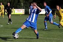 Bohumínští fotbalisté doma remizovali v atraktivním utkání s Frýdlantem.
