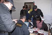 Šťára celníků na stavbách v Havířově odhalila nelegální pracovníky z ciziny