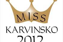 Logo soutěže Miss Karvinsko