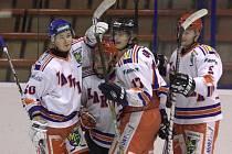 Hokejisté Karviné zase zažili pocit vítězství.