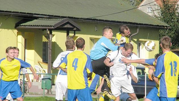 Stonavští fotbalisté mají v úvodu soutěže víc než slušnou formu.