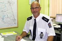 Šéf karvinské dopravní policie Daniel Sekanina