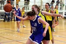 Košíkářky Orlové zakončily základní část II. ligy.