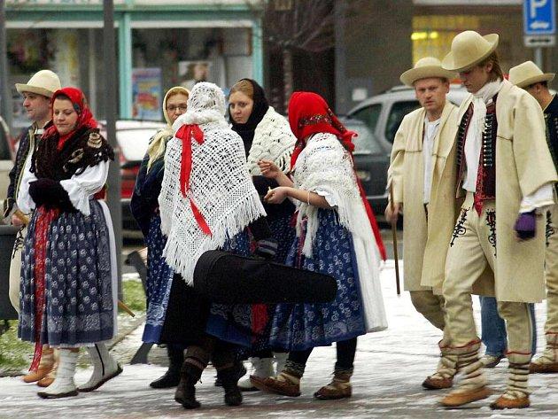 Vánoční jarmark se konal v sobotu 27. listopadu v Bohumíně.