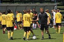Domácí fotbalisté Karviné skončili na PFM Cupu druzí.