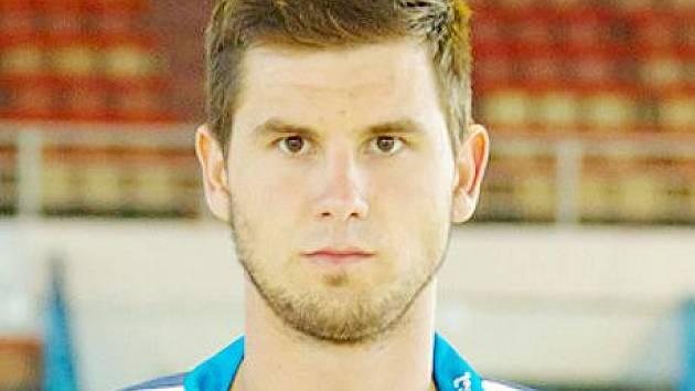 Jakub Ciupa zaznamenal první gól v sezoně.