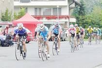 Paskovský kriťák si vyzkoušelo 111 cyklistů.