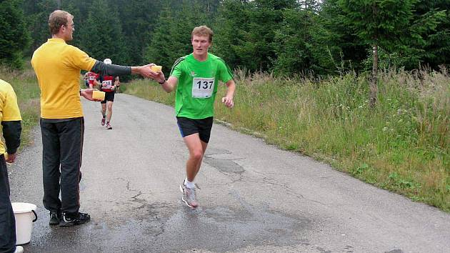 Běh na Lysou horu 2011.