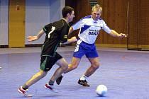 Karvinská futsalová liga spěje ke svému závěru.