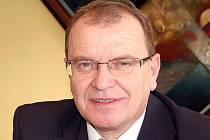 Ředitel Nemocnice s poliklinikou v Karviné Ráji Miroslav Janečka