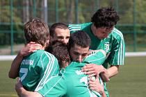 Fotbaloví dorostenci MFK se na jaře oprávněně radovali z několika cenných bodů a nakonec i ze záchrany, jenže všechno je bohužel jinak.
