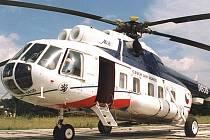 Armádní transportní vrtulník MIL MI-8