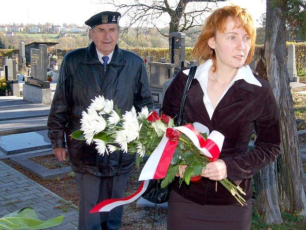 Vícekonzulka Polské republiky v Ostravě Agnieszka Fedorów-Skupień