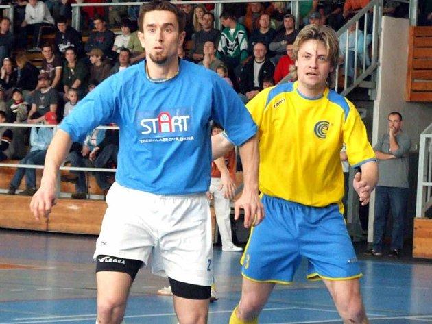 Havířovský Jaroslav Goj (vlevo) byl nejlepším hráčem ČR v Argentině.