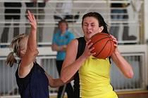 Basketbalistky Orlové zdolaly Krnov, ale do play off se nepodívají.