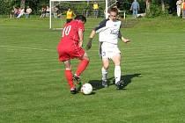 Stonavští fotbalisté pokračují v dobrých výkonech.