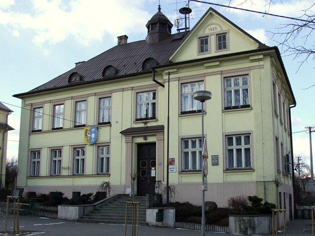 Radnice v Doubravě