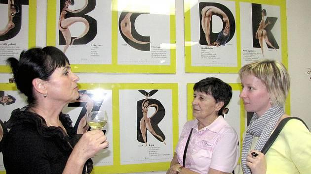 Výstava ve Spirále