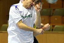 Futsalové soutěže již začaly.
