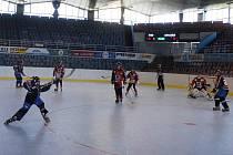 Inline hokejisté Havířova upínají zraky především k utkáním s Uherským Brodem. Na ostatní soupeře zatím nestačí.