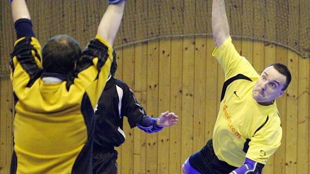 Havířovští házenkáři se loučí s pohárem a soustředí se na II. ligu.