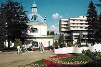 Turčianské Teplice, lázně