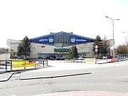 Víceúčelová hala v Havířově na snímku z března 2011.