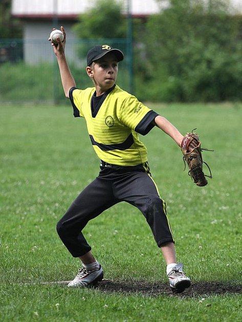 Mladí baseballisté Orlové jsou na konci sezony.