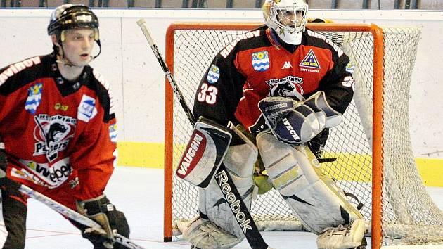 In line hokejisté Havířova nestačili v play out na Hradec Králové.