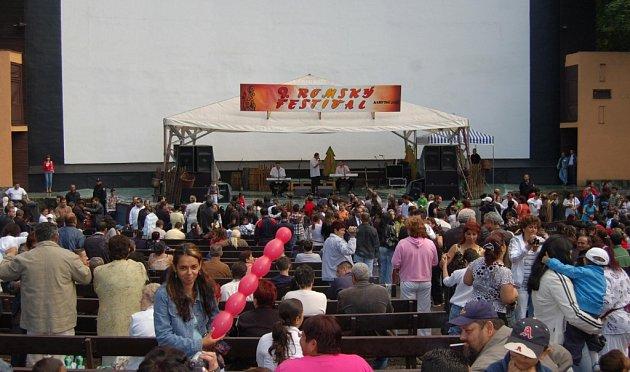 Karvinský Romfest