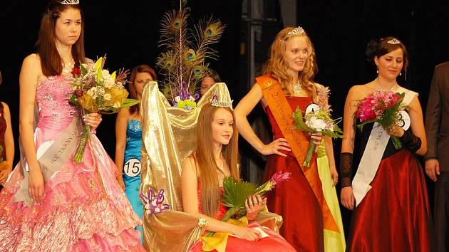 Soutěž krásy Miss Pasionfasion 2011 vyhrála třináctiletá Michaela z Karviné