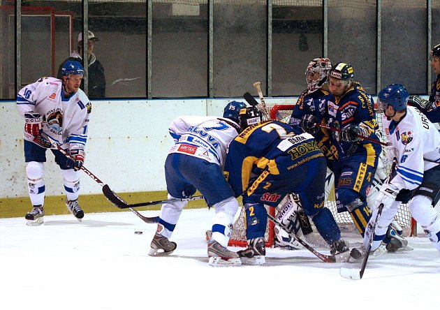 Orlovští hokejisté dokráčeli po spanilé jízdě letošním ročníkem až do finále II. ligy.