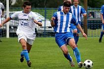 Fotbalová Lokomotiva supí za dalšími body.