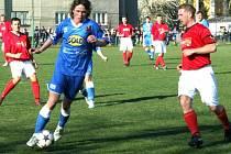 Fotbalisté MFK Havířov vyhráli v derby na půdě Bohumína až překvapivě hladce v poměru 4:1.